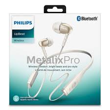 AURICULARES PHILIPS SHB-5950WT METALIXPRO STYLE BLUETOOTH HA