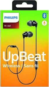 AURICULARES PHILIPS SHB-3595-BK UP BEAT BLUETOOTH HANDSFREE