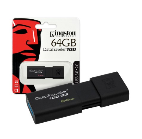 ELG PENDRIVE KINGSTON 32GB DT106 JGT DT32GB