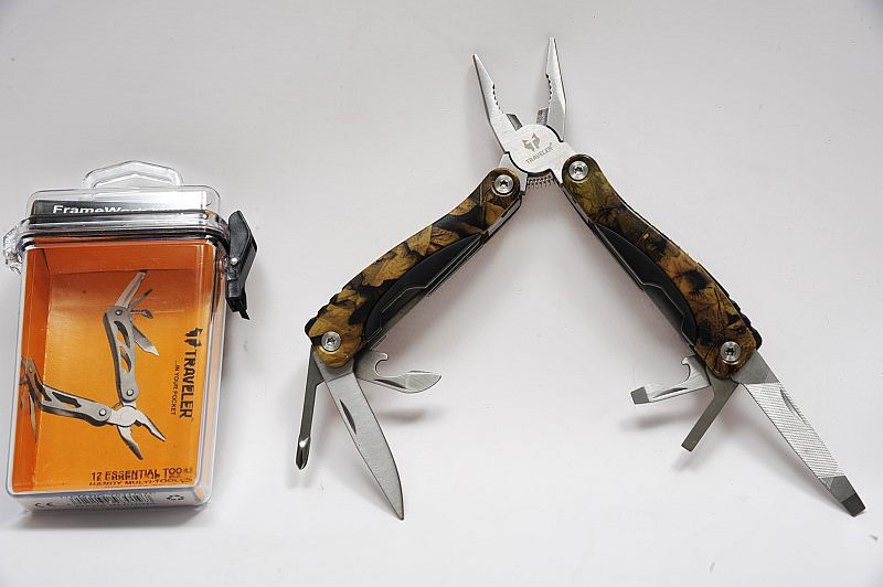 CPG PINZA MULTIFUNCION CAMU TRAVELLER C/ESTANCO GRD 7011/37