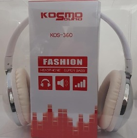 AURICULAR KOSMO KOS 360 VINCHA GRANDE REGULABLE 3,5MM