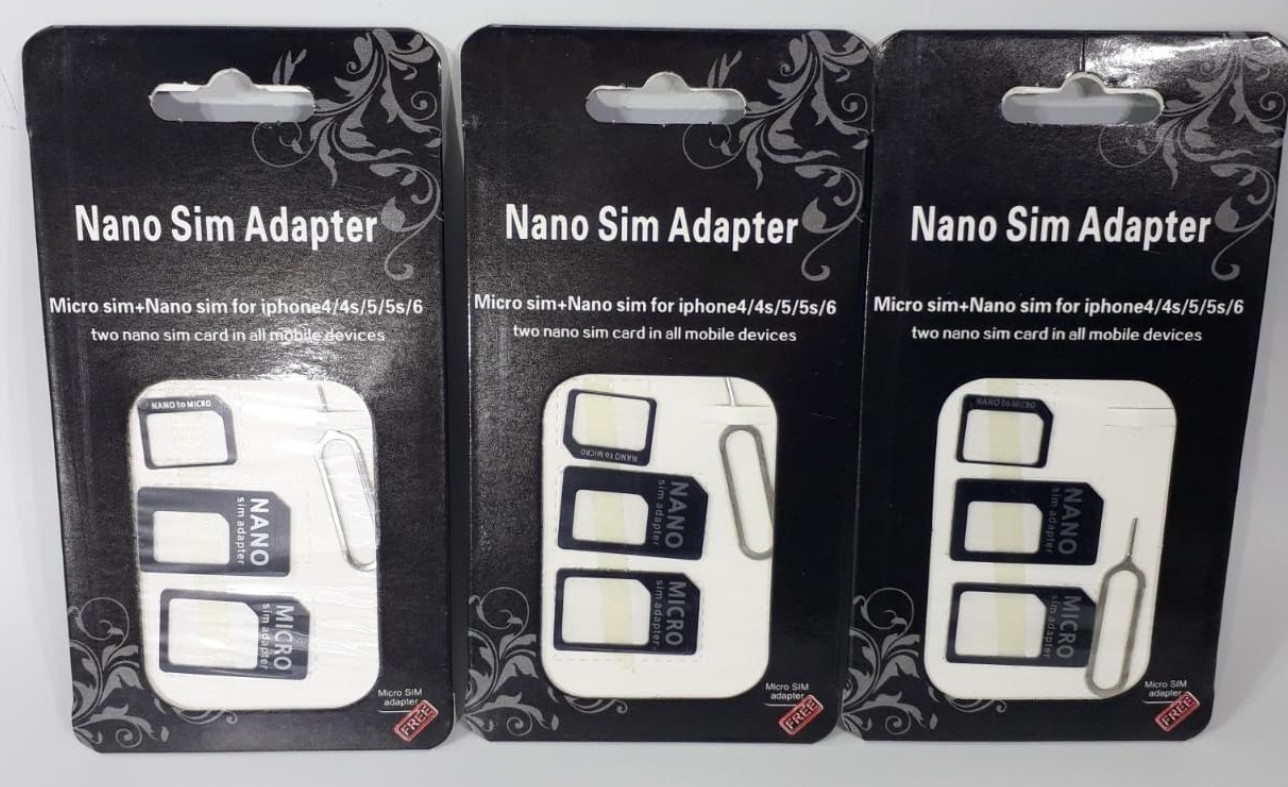 ELG NANO SIM ADAPTER 2711 JGT WD323-NS078