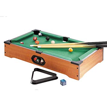JGG MINI MESA DE POOL TABLE TOP