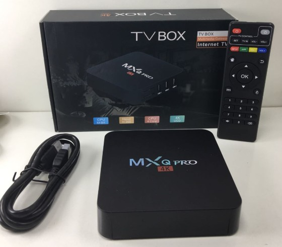 ELG TV BOX 4K (ACTUALIZADO) JGT 1271