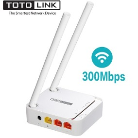 ROUTER NOGANET TOTOLINK TL-N200RE DUAL BAND INALAMBRICO Y RE