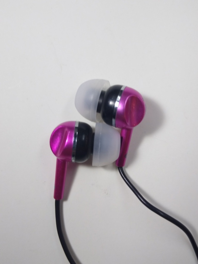 AURICULARES IHOME IB5L ROSA COLOR TUNES IN EAR NOISE ISOLATI