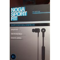 AURICULARES NOGANET NG-BT326 BLUETOOTH SPORT FIT REMOTO