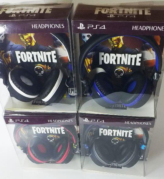 ELG AURICULAR FORTNITE ULTIMA VERSION