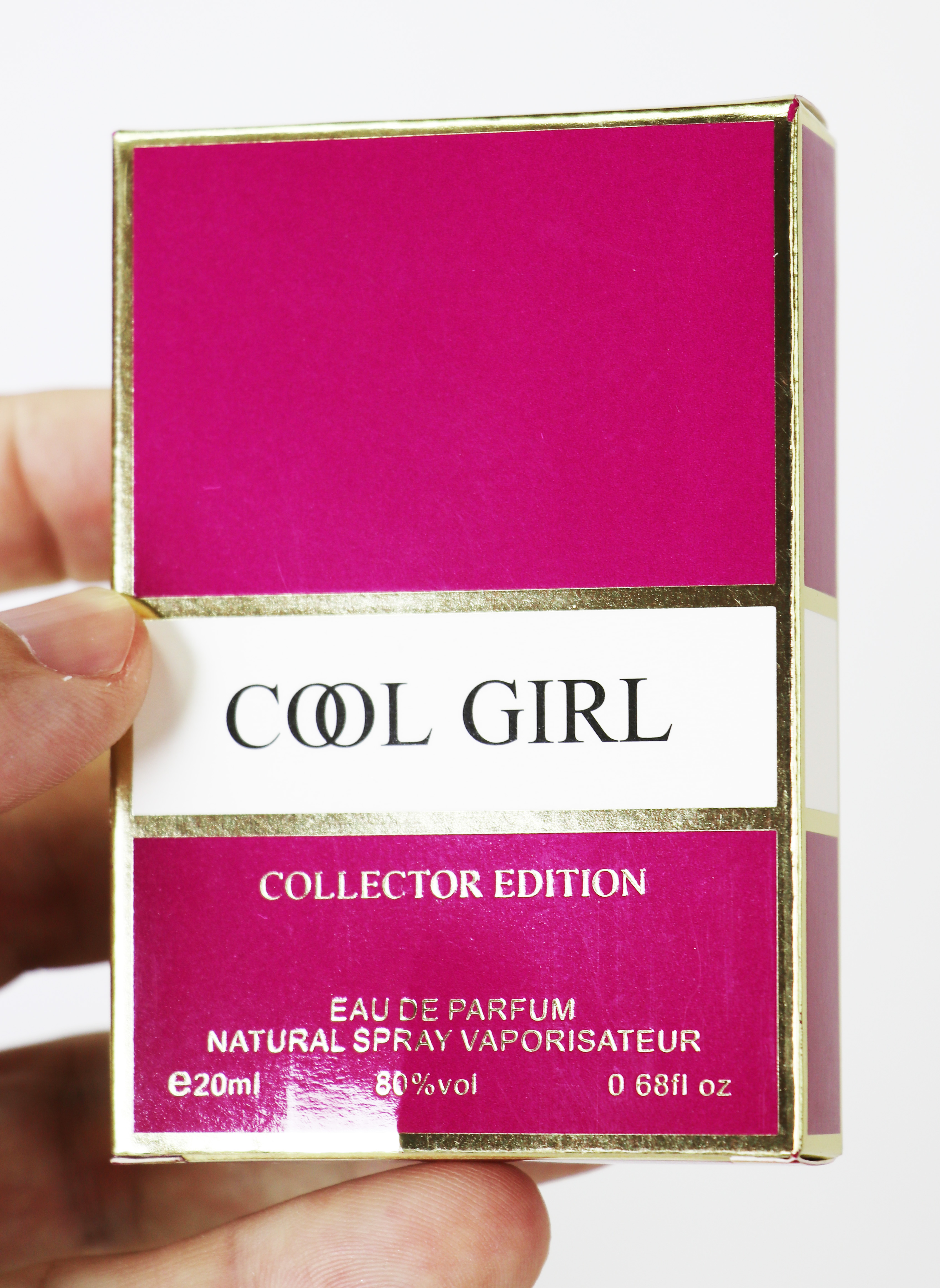 BZR PERFUME SPRAY 20 ML IMITACION IMPORTADO COOL GIRL WOME