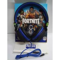 AURICULAR C/MICROFONO FORTNITE TEMP.13 P/PC O P