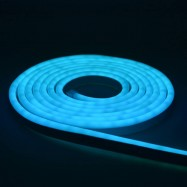 CHL ROLLO FLEXIBLE NEON LED 5MT 12V COLOR AZUL