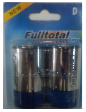 FULLTOTAL PACK X 2 PILAS SUPER HEAVY DUTY D