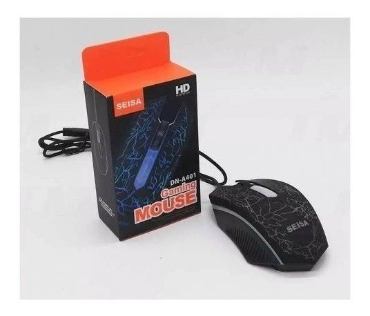 MOUSE GAMER CON LUZ DN-A401
