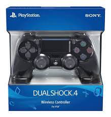 XXI JOYSTICK PS4 SONY REPLICA EN CAJA CON MANUAL