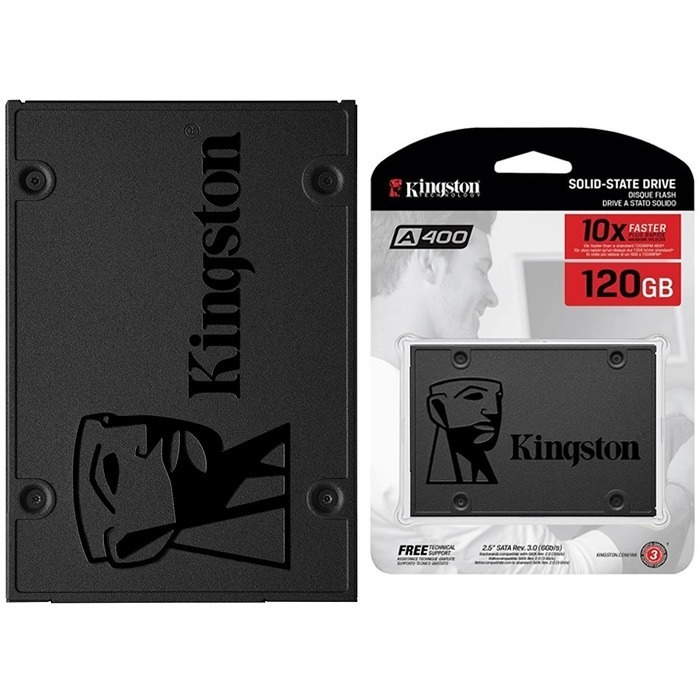DISCO SSD 120 KINGSTON