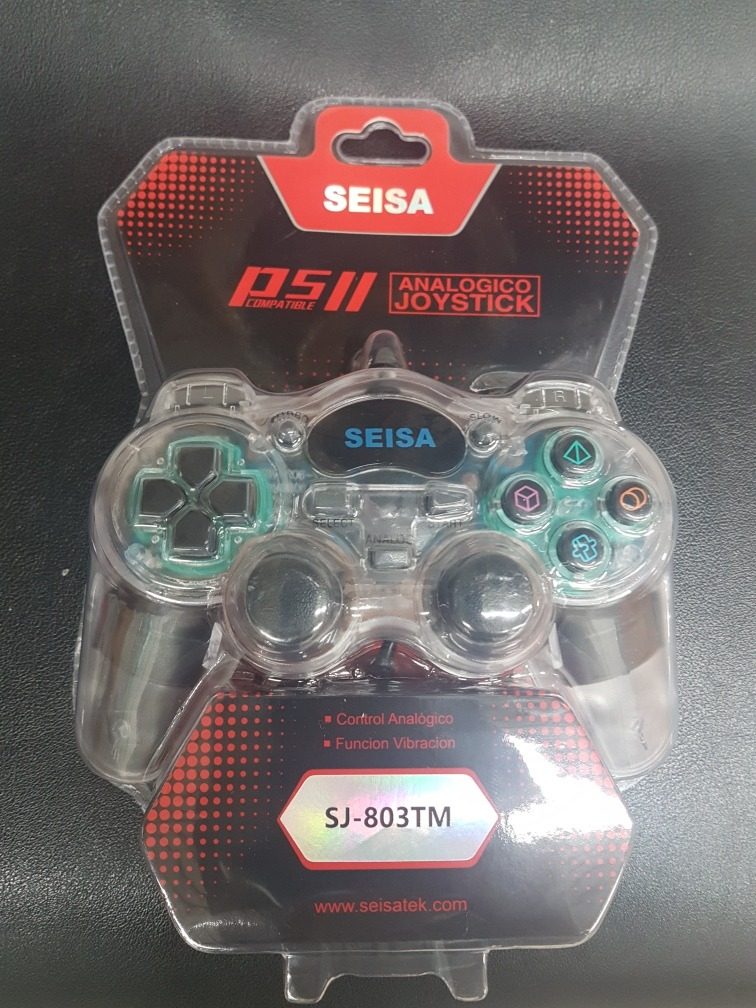 JOYSTICK SEISA PS2 TRAS