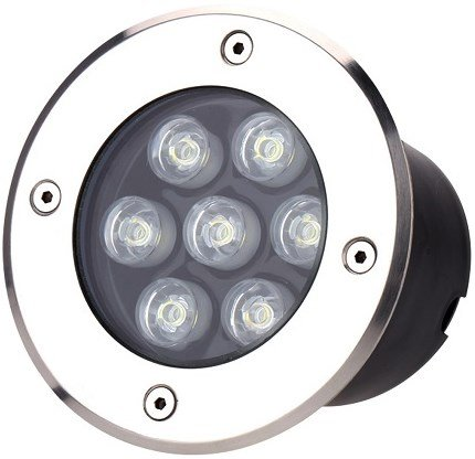 ILN REFLECTOR LED DE PISO 7W BLANCO