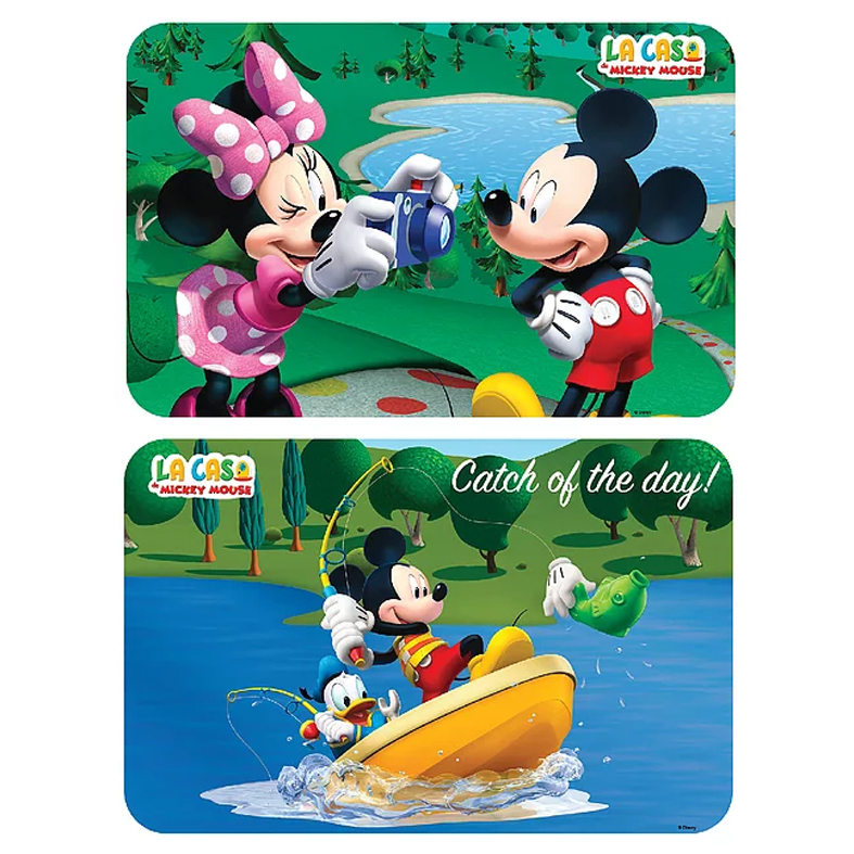 JGTS INDIV 3D C/LIC MICKEY MOUSE N1E 14552