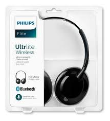 AURICULARES PHILIPS SHX 50 GAMER STYLE MANOS LIBRES AMPLIFIC